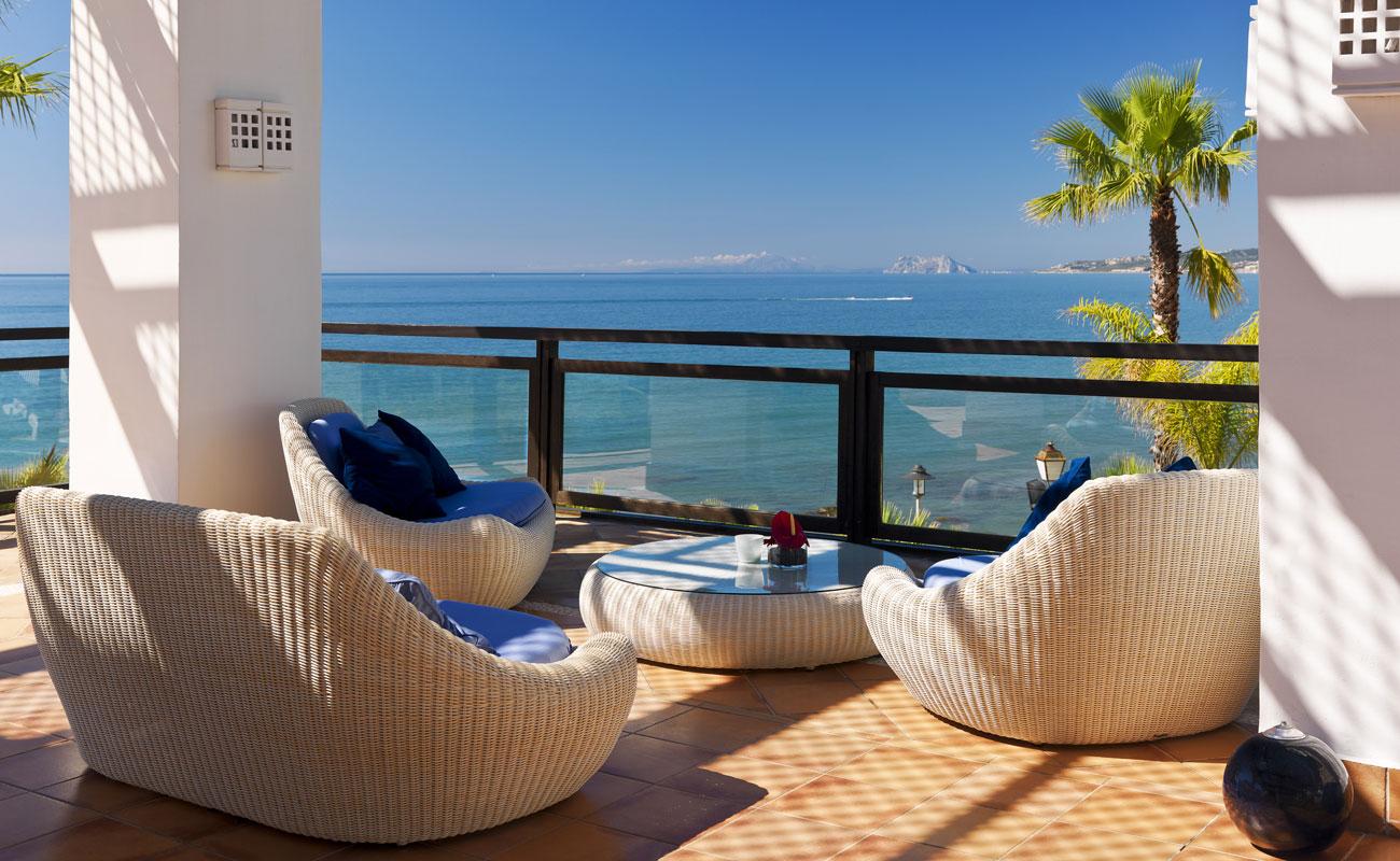 Salone In Terrazzo Sul Mare External Design : Sabes cómo decorar tu terraza en verano