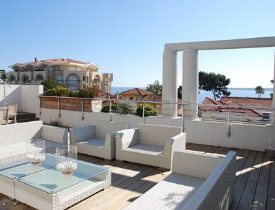 Sabes c mo decorar tu terraza en verano blog for Terrazas minimalistas modernas