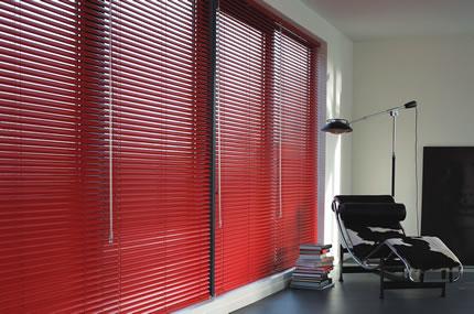 Elige las mejores persianas para decorar tu hogar blog - Persianas venecianas de aluminio ...