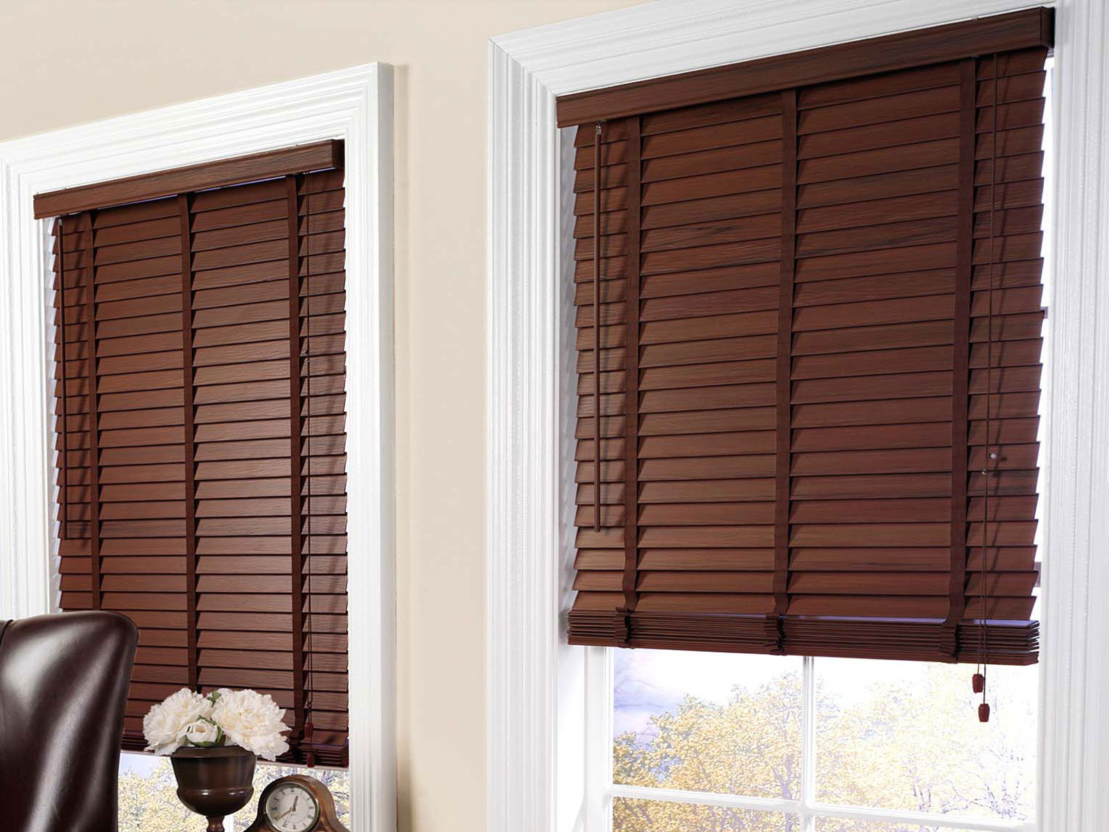 Elige las mejores persianas para decorar tu hogar blog for Estores de madera