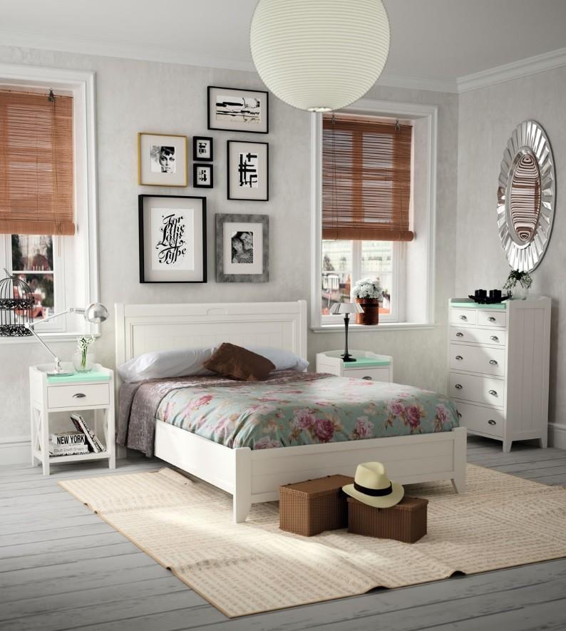 3 consejos para decorar un dormitorio principal blog - Decorar habitacion principal ...