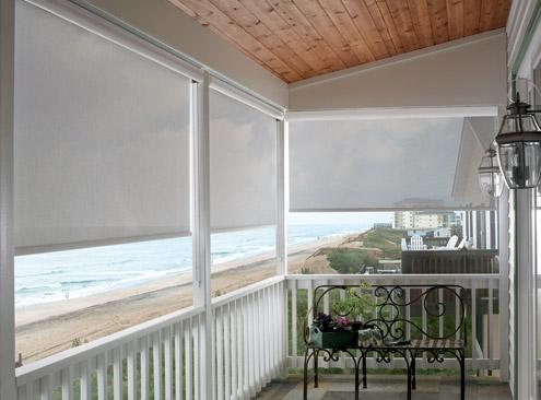 persianas de exterior en hogar