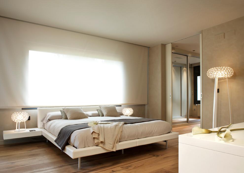 Cu l es el mejor color para decorar un dormitorio con estores - Estores habitacion matrimonio ...